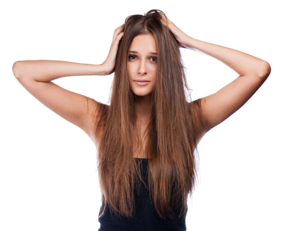 Как соленая вода влияет на волосы