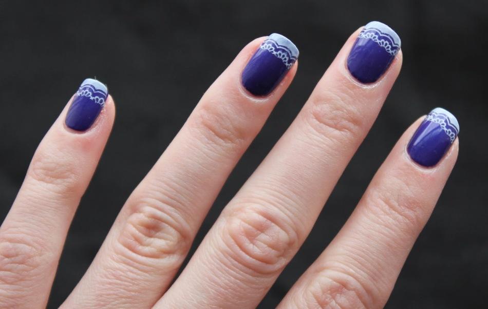 Стемпинг для ногтей: 35 фото идей видео