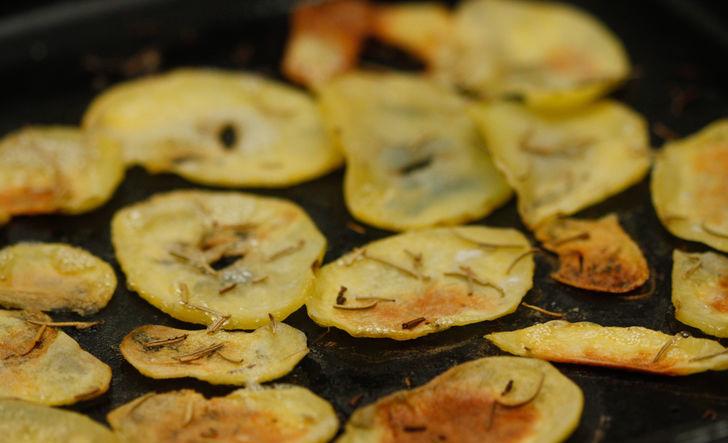 Как сделать чипсы в духовке в домашних условиях
