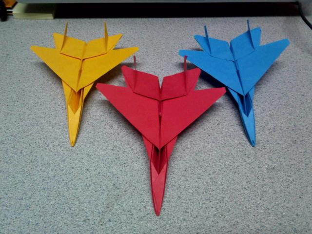 Как сделать самолетик из бумаги: 100 способов. Пошаговая 88