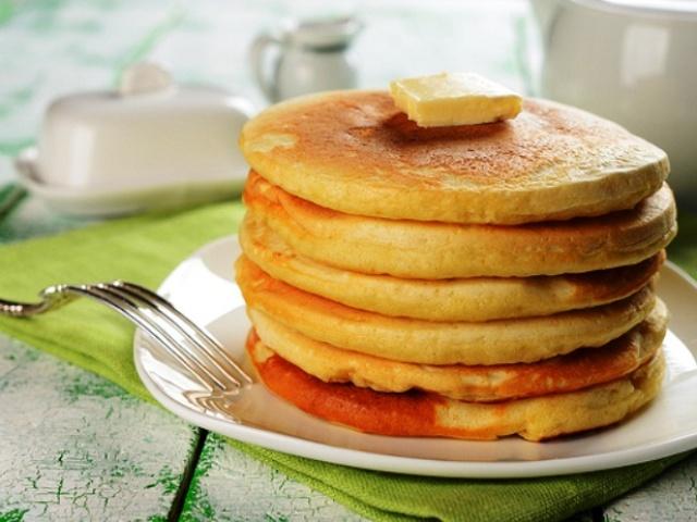 Рецепт приготовления панкейков пошагово