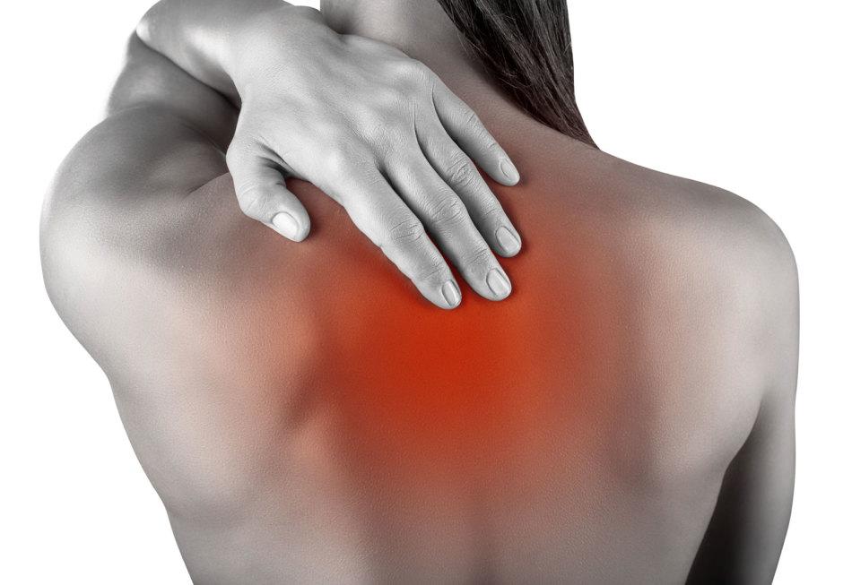 Как ослабить боль при остеохондрозе шейном