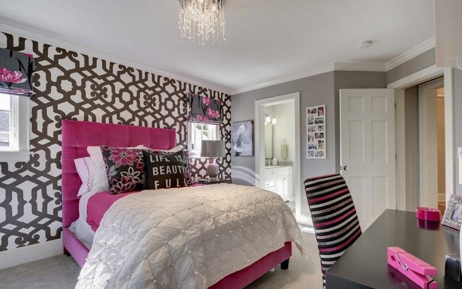 Интерьер спальни для девушки фото в стиле прованс