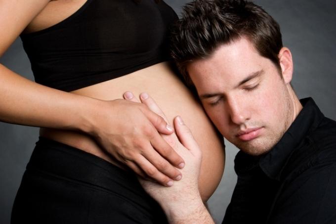 На каком сроке беременности прослушивается сердцебиение