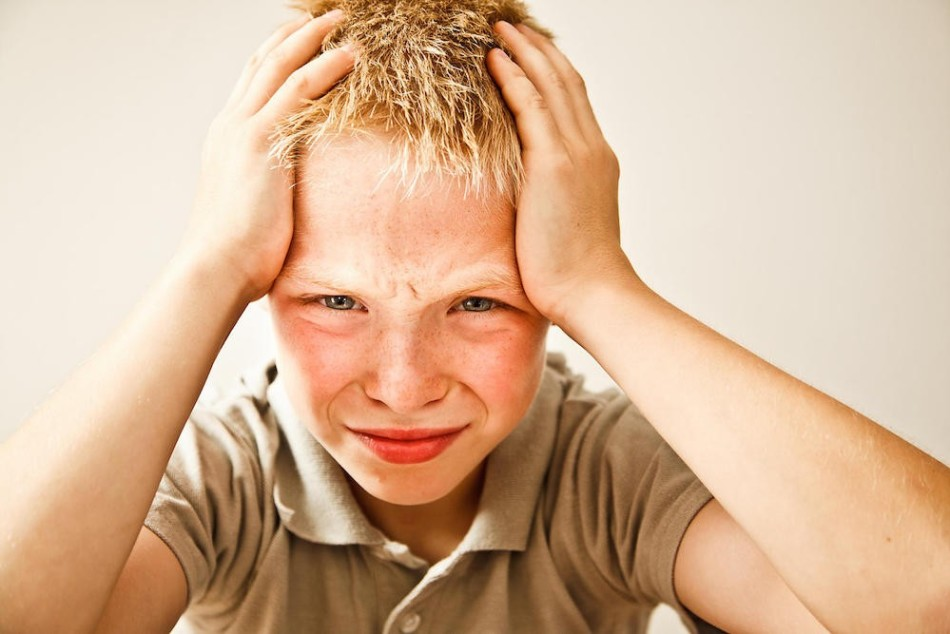 Что делать, если у ребенка болит голова? - Здоровье