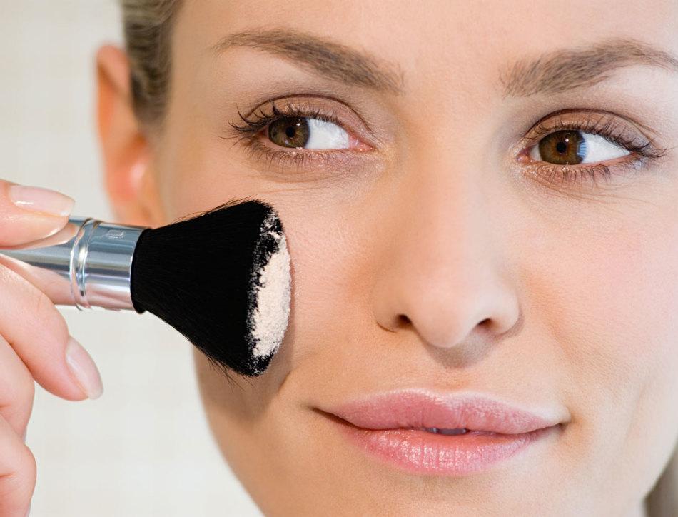 Как правильно наносить макияж если у меня прыщи