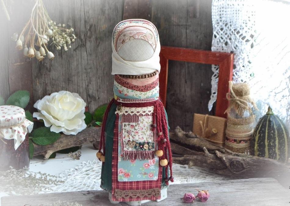 Обереговая кукла на замужество