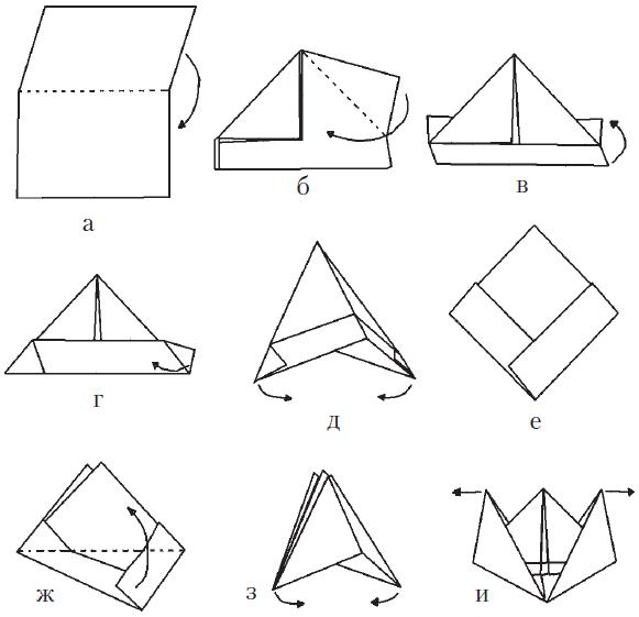 Буденовка из бумаги своими руками схемы 77
