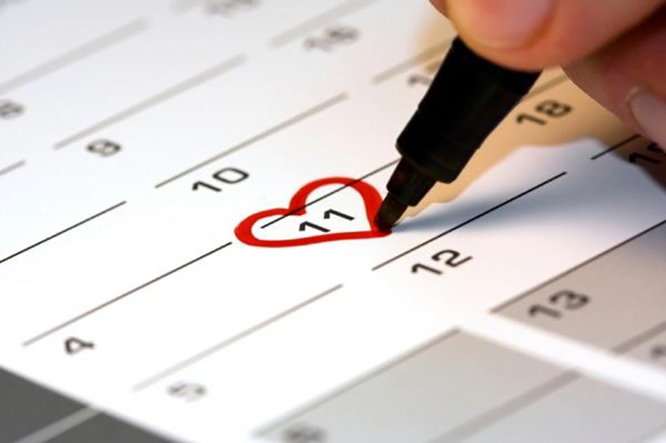 Дата свадьбы в нумерологии
