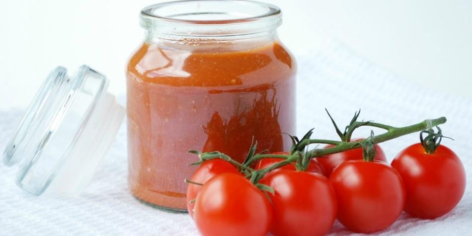Кетчуп сладкий из помидоров на зиму