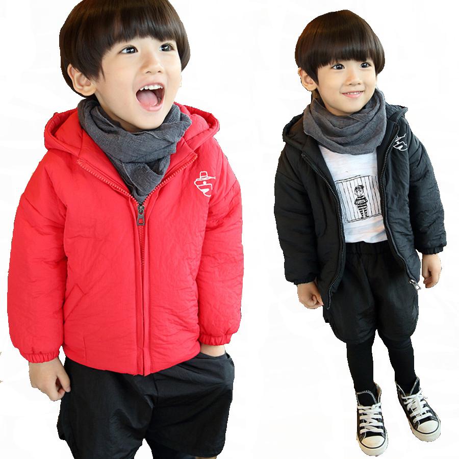 Куртки для мальчиков - осень 2021 года