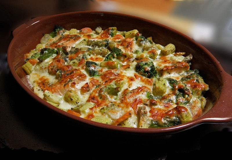 приготовить вкусно замороженные овощи