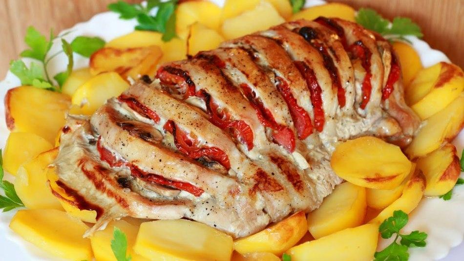 Что приготовить из мяса свинины быстро и вкусно на сковороде фото рецепт