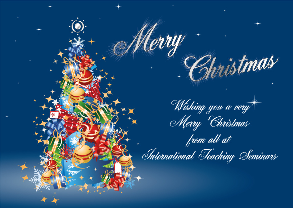 Поздравления с рождеством на английскому