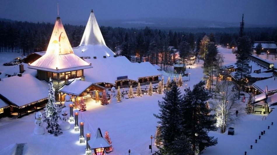 Что посмотреть в финляндии на новый год