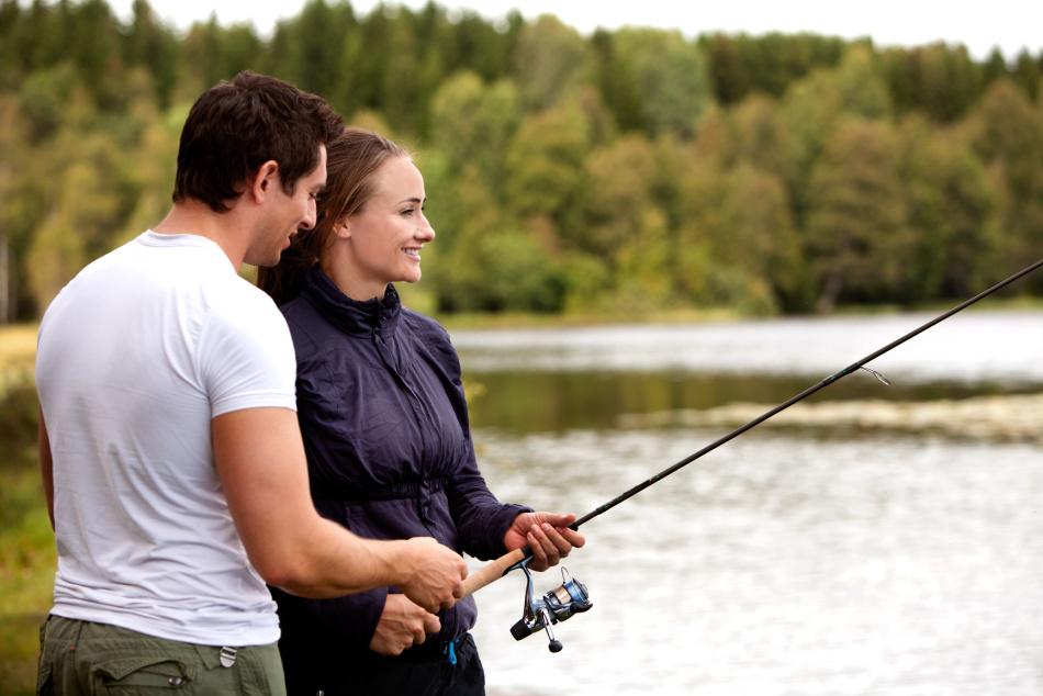 что делать если муж рыбак