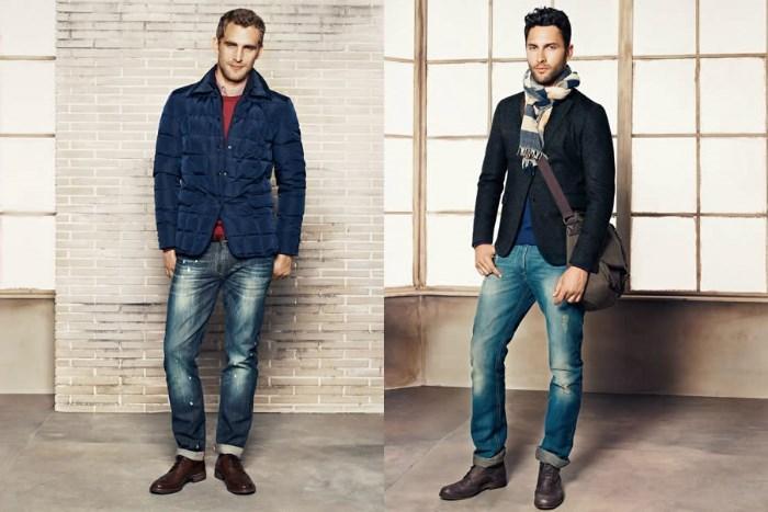 Мужские джинсы 2017 года модные тенденции