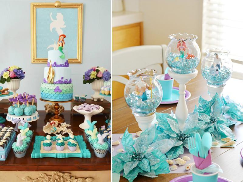 Детский стол на день рождения: 70 фото и 10 подсказок 27
