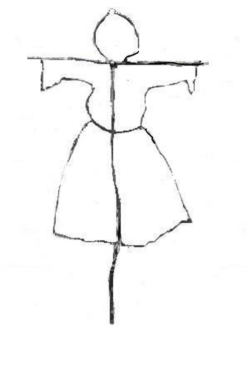 как легко нарисовать бабушку инструкция по рисункам