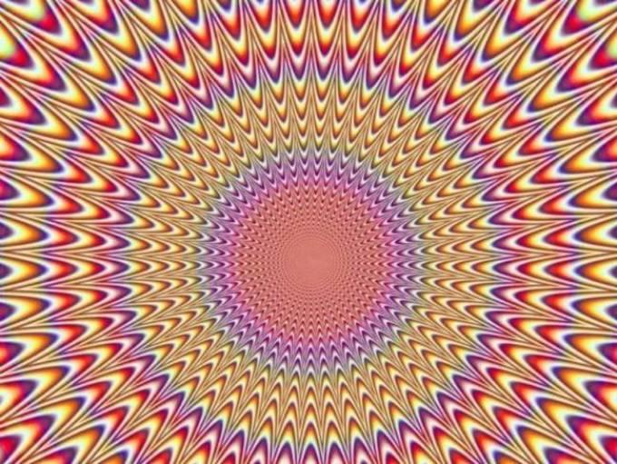 картинки обман зрения оптическая иллюзия