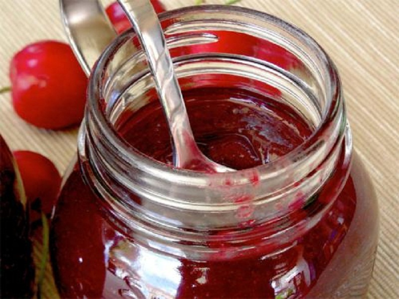Пропорции вишни и сахара для варенья