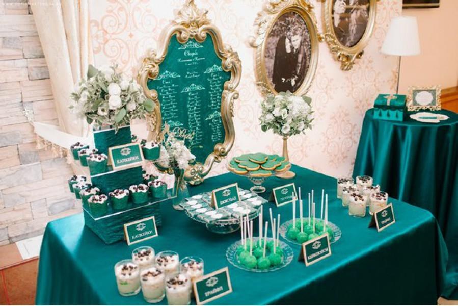 Подарки на изумрудную свадьбу 59