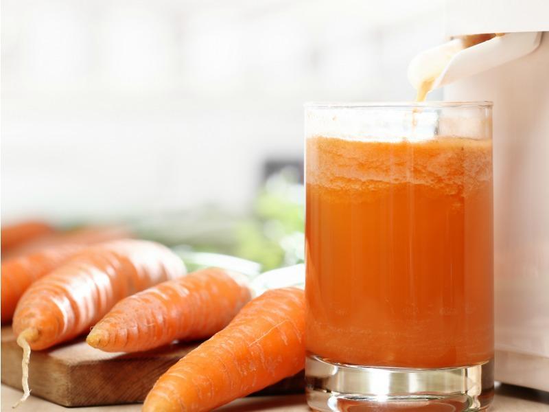 Сок морковный во время беременности