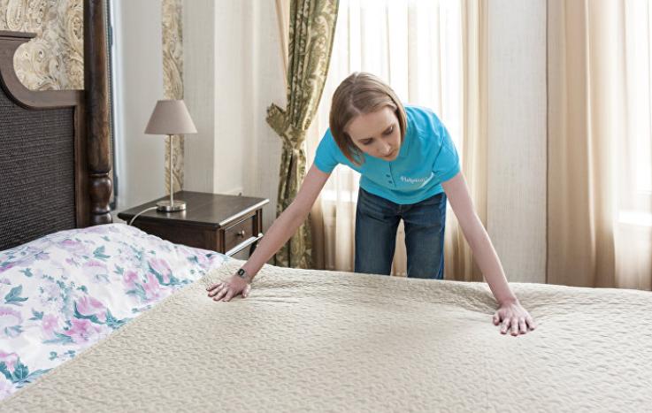 Одеяло, которое не надо заправлять в пододеяльник