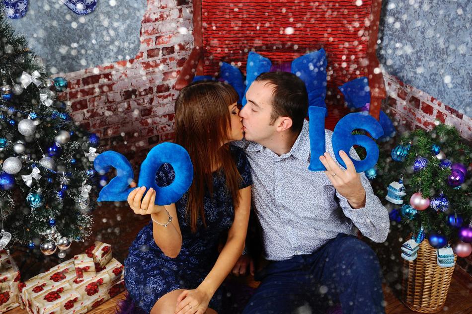 Идея для фото: фотографии с новогодней атрибутикой