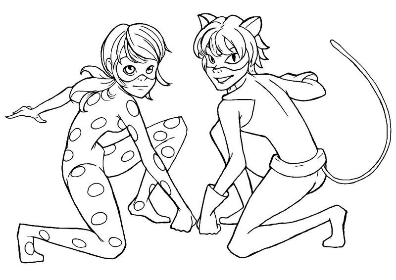 леди баг и супер-кот фото рисунки