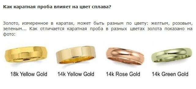 Как выглядит золото 375 пробы