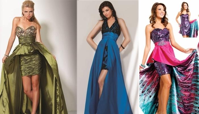 Платье трансформер: варианты вечерних платьев. Как сшить платье со 2