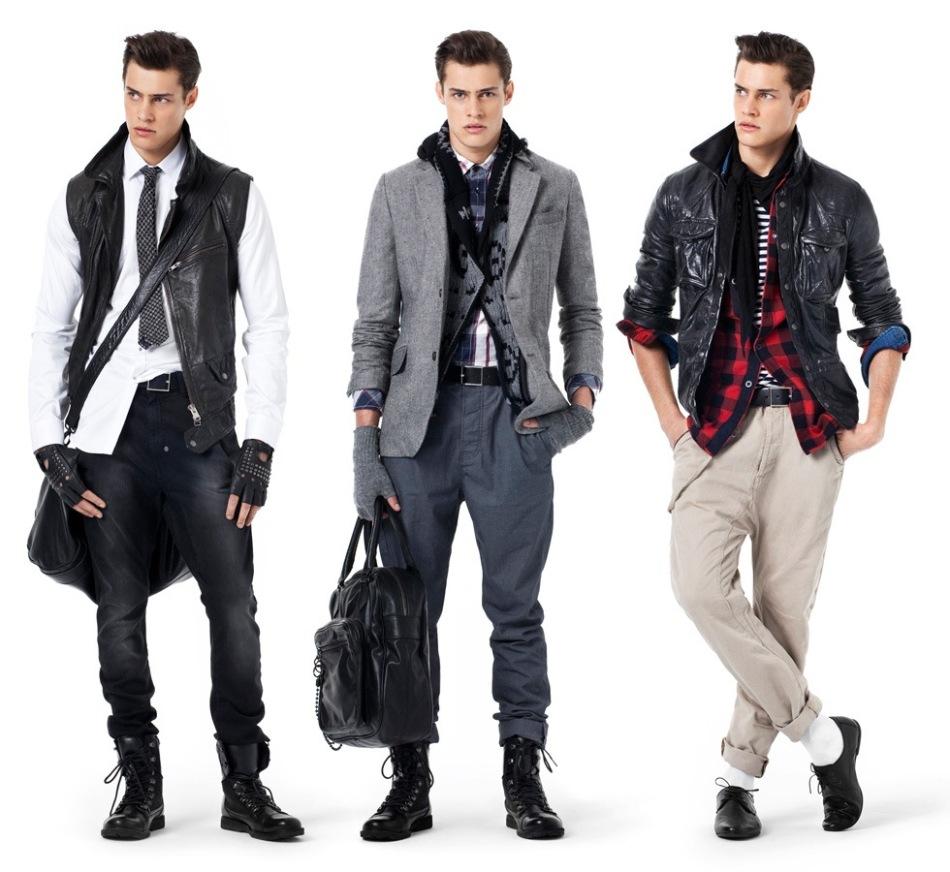 Модная мужская одежда купить