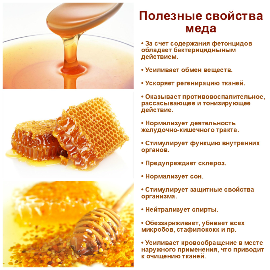 Вред и польза массаж с медом