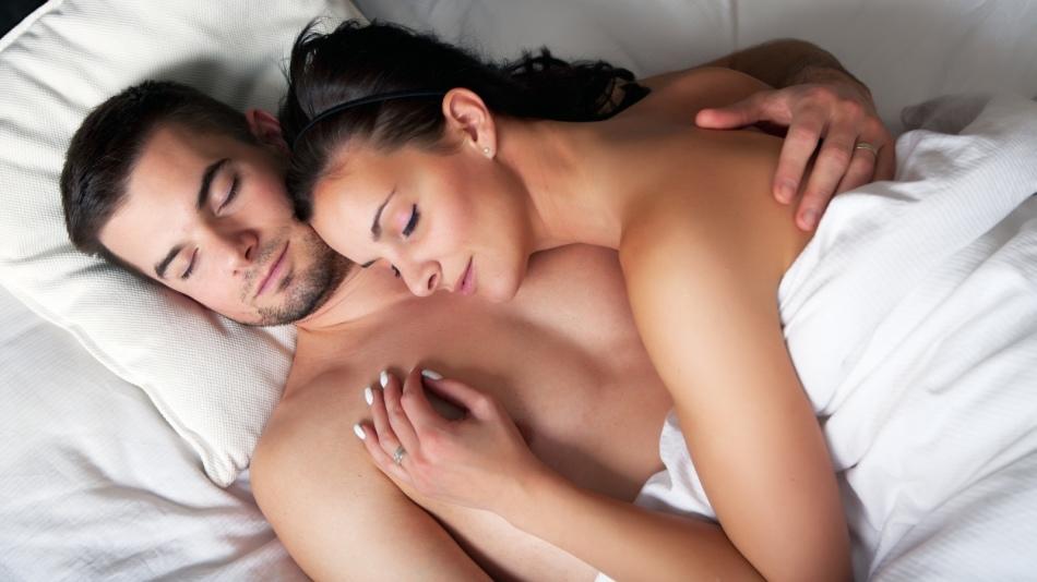 Приятные ощющения после первого секса
