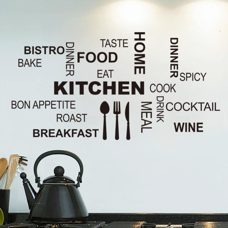 декор для кухни со схемами
