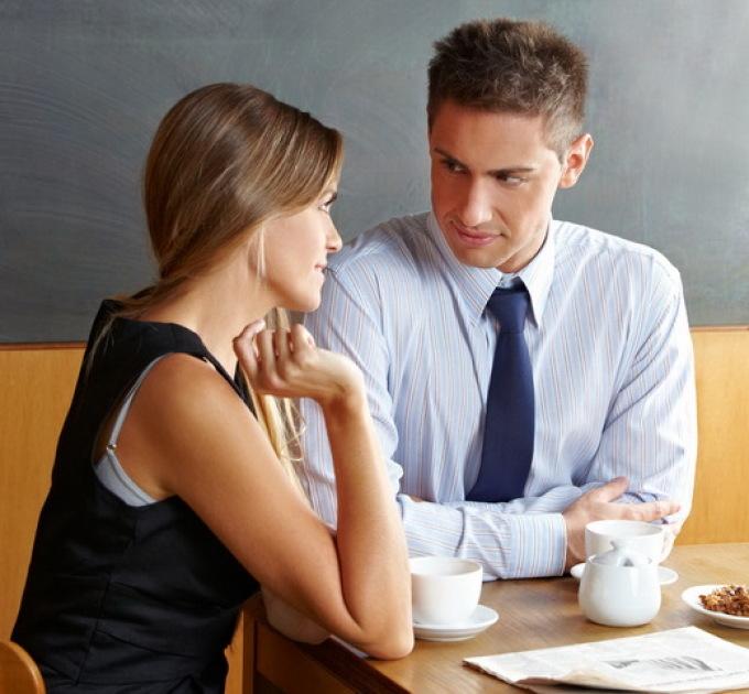 Отношения к женщине влюбленного мужчины