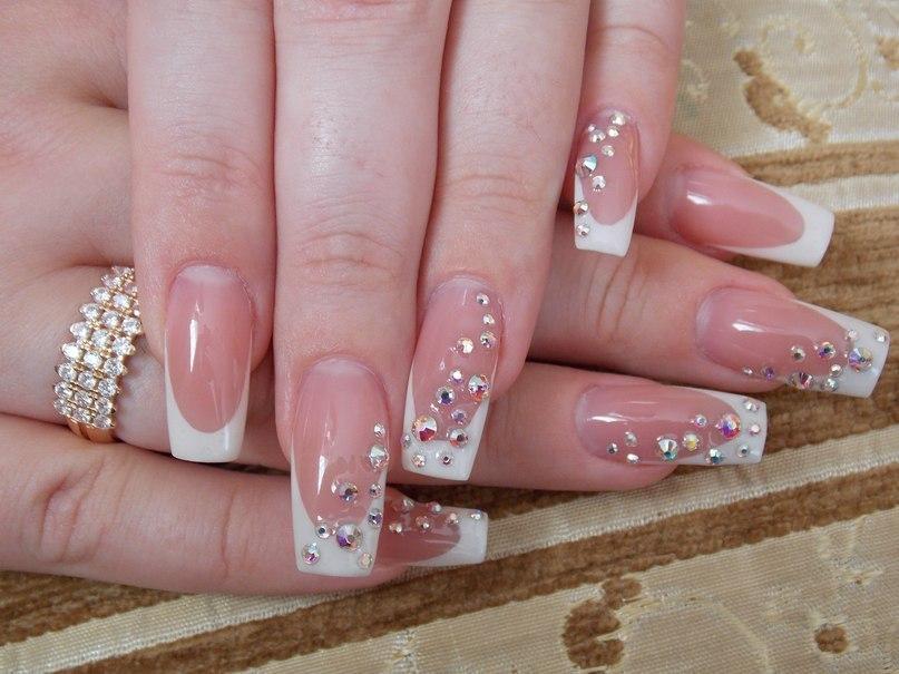 Фото ногтей для невест