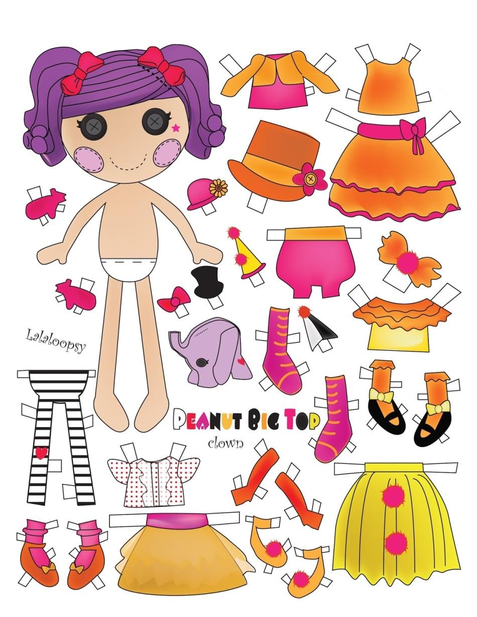 Пальчиковые куклы из бумаги / Оригами для детей 4