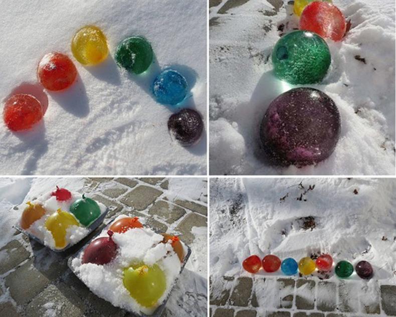 Как сделать чтобы управлять снегом и льдом