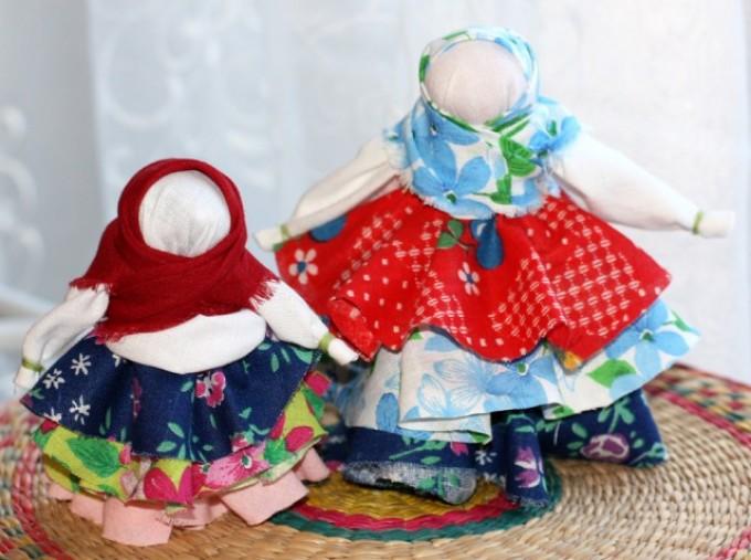 Кукла русская своими руками из ткани