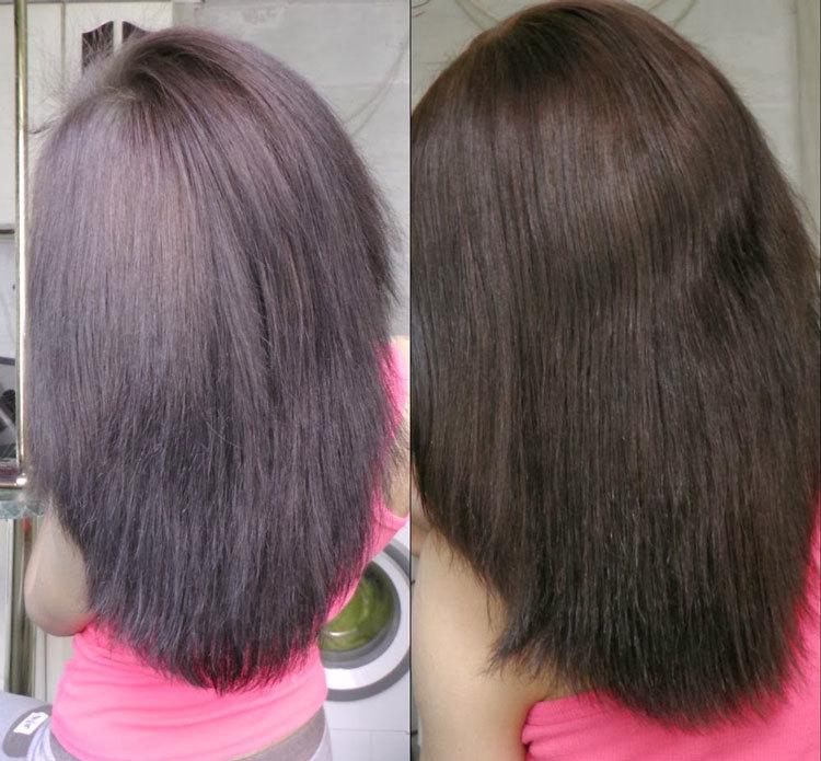 Контрольная закупка шампунь против выпадения волос