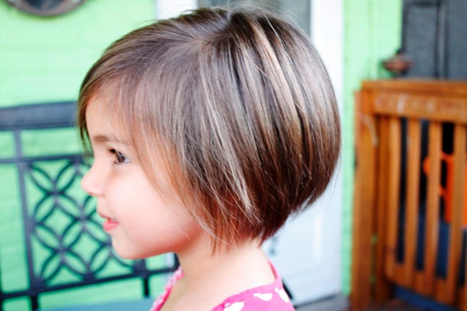 Детские волосы