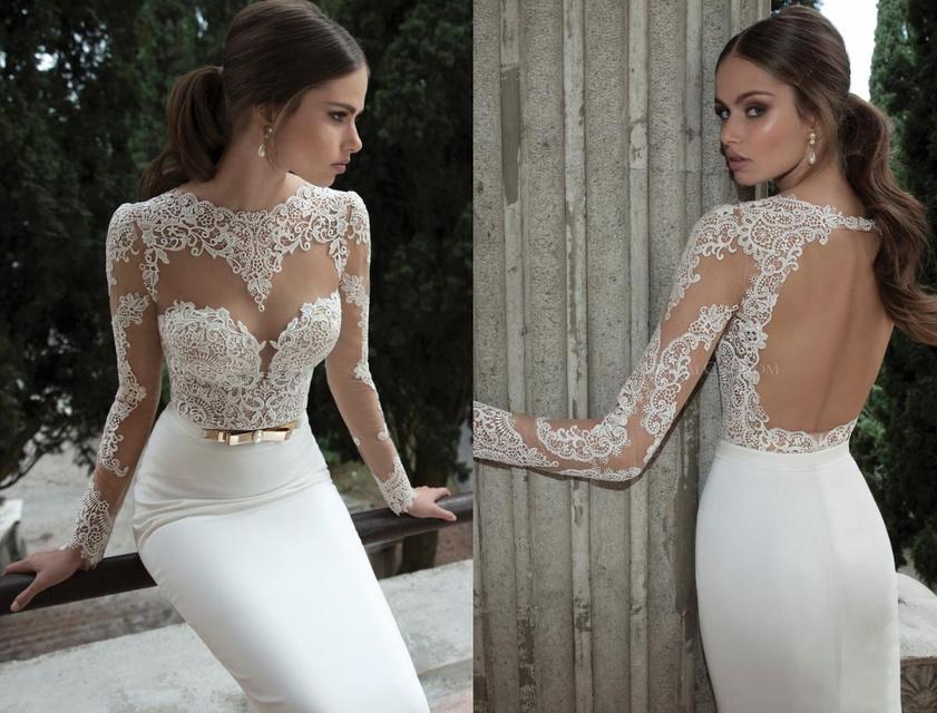 Свадебное платье на ламода