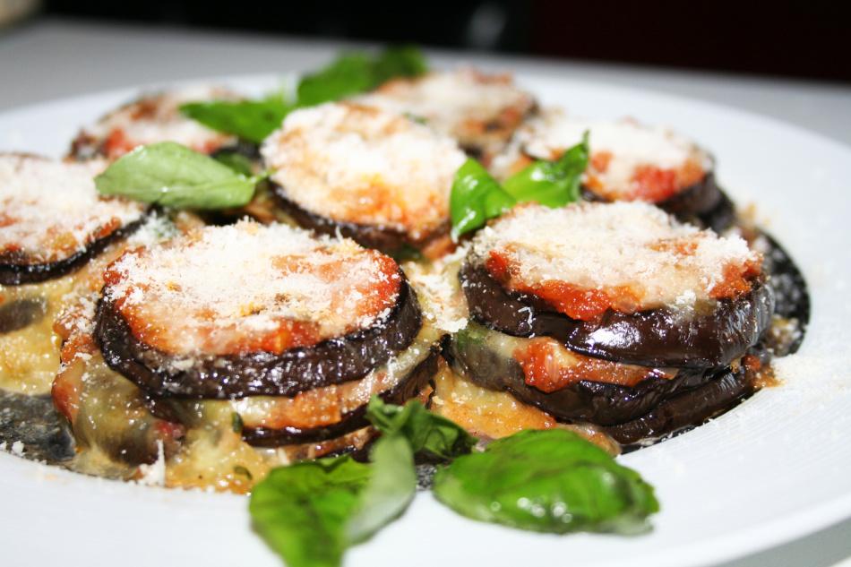 Рецепт баклажанов запеченных в духовке