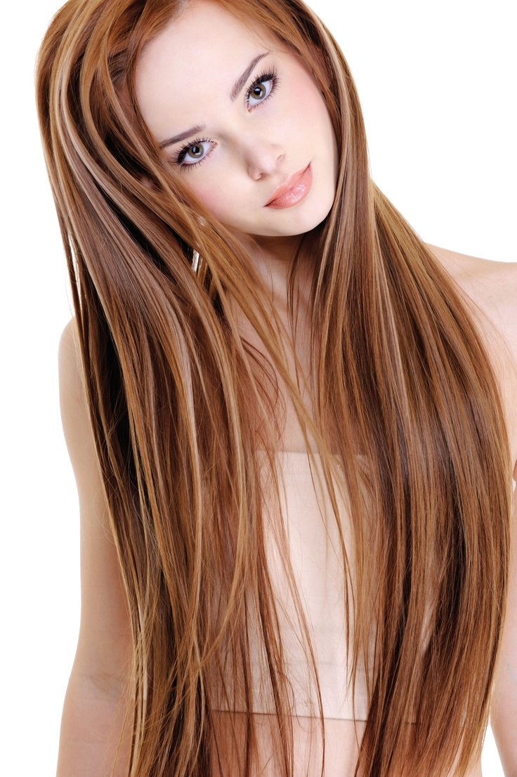 Фото красивых цветов волос