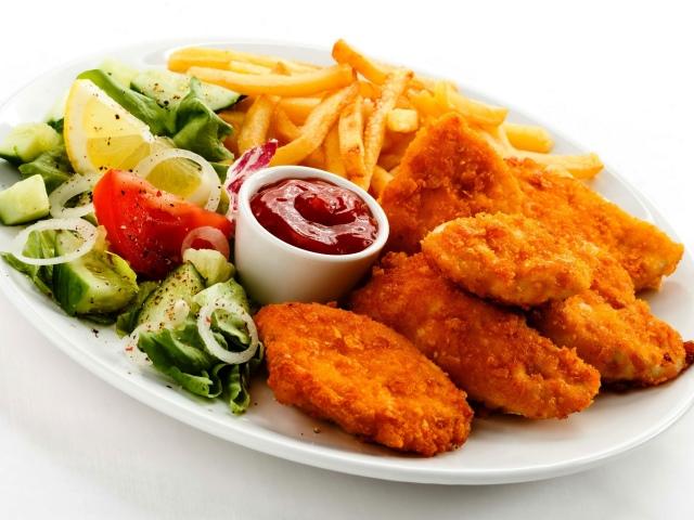 рецепт куриные наггетсы как в макдональдсе с фото