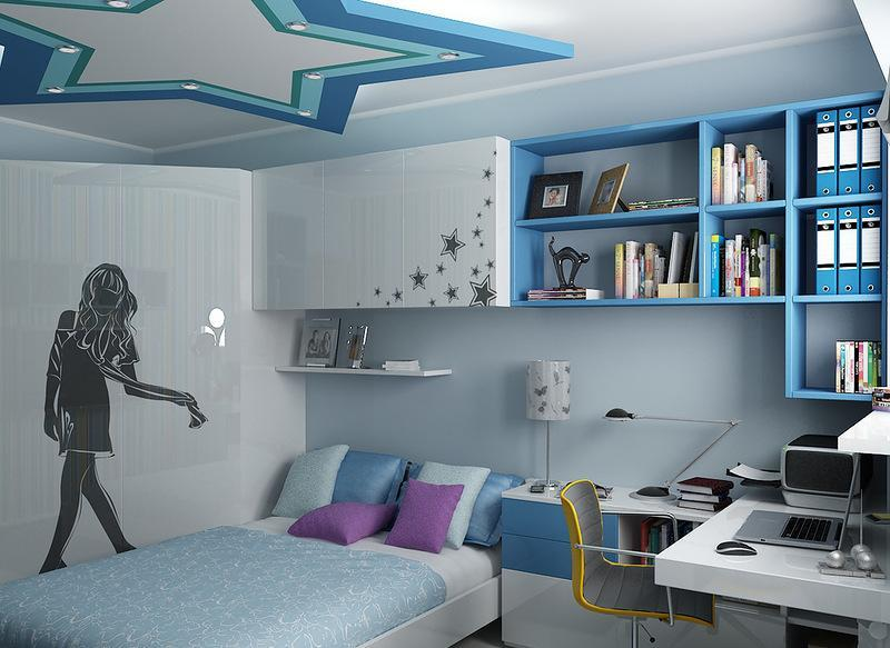 Как сделать свою комнату идеальной 152