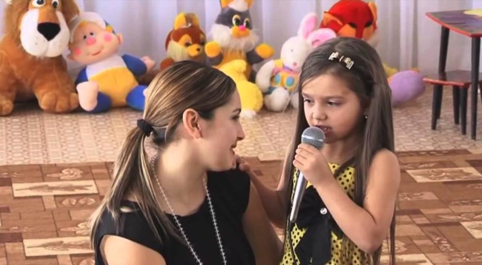 Конкурс мама и дочка в школе