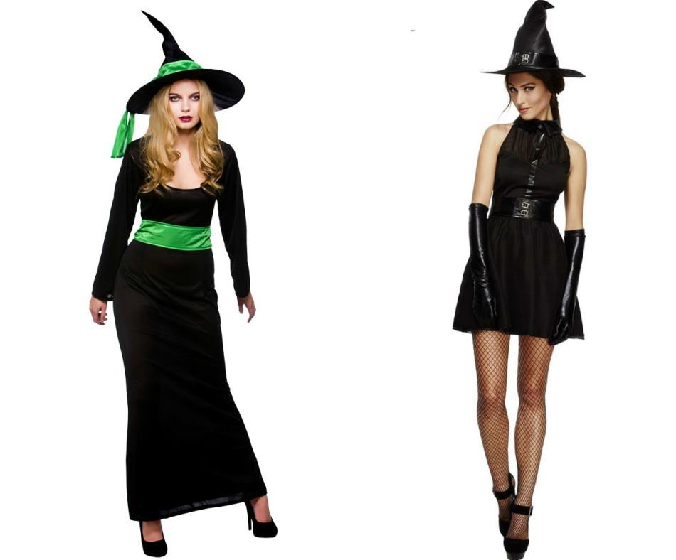 Костюм ведьмы на Хэллоуин своими руками идеи мастер